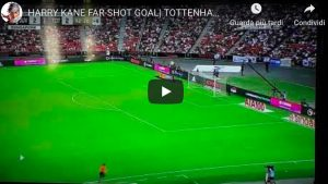 Kane video gol Juventus Tottenham youtube highlights