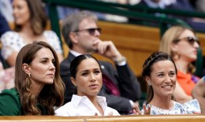 Kate, Meghan e Pippa Middleton