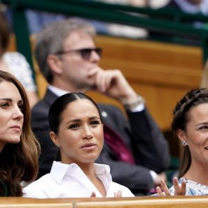 Kate, Meghan e Pippa Middleton