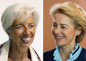 Lagarde e Von der Leyen, condanne, favoritismi, brutte ombre: esser donne non basta...