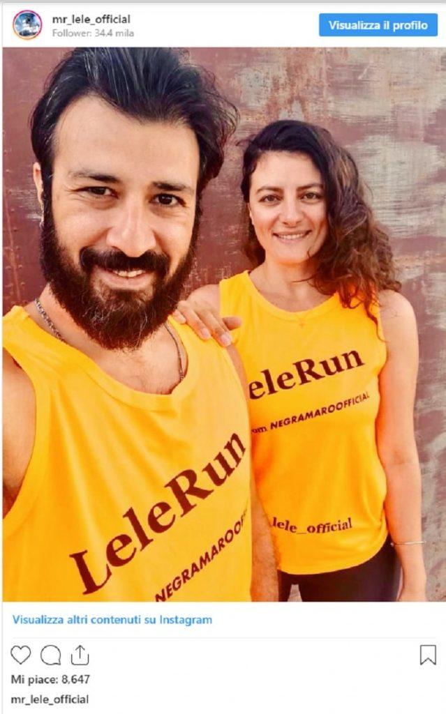 Lele Spedicato dei Negramaro sta bene e parteciperà ad una maratona da 9 km