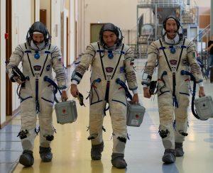 Luca Parmitano partito con la missione Beyond verso la ISS