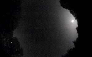 canada esplode mini asteroide in cielo