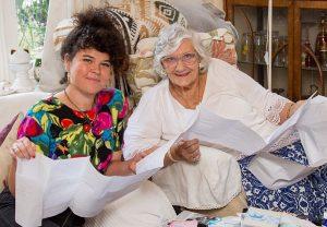 Margaret Abbotts eredità a sorpresa da sorellastra