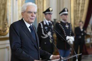 """Mattarella, assist al Governo: """"Non c'è ragione per aprire una procedura d'infrazione"""""""