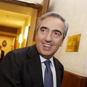 Maurizio Gasparri in una foto Ansa