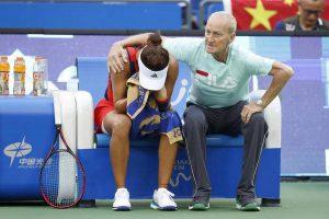 Peter McNamara morto tennis doppio