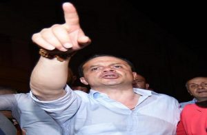 Il sindaco di Messina Cateno De Luca (foto Ansa)