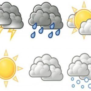 Previsioni meteo: temperature in calo anche di 10°, possibili temporali e grandinate