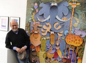 Guillermo Mordillo Menéndez è morto: addio al fumettista argentino