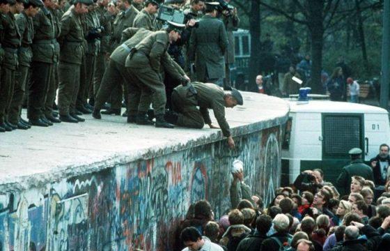 1989 muro di berlino