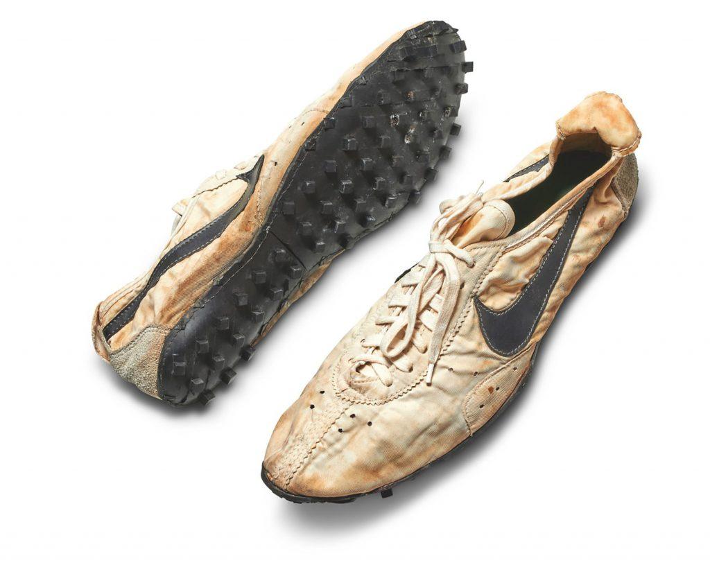 Nike, asta da record a New York per le scarpe vendute a
