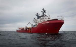 Ong, riparte la sfida con la nave Ocean Viking