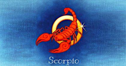 Oroscopo segno dello Scorpione