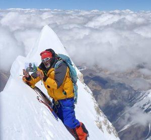 Alpinismo, impresa di Valerio Annovazzi: 61 anni, due infarti, scala il suo quarto Ottomila