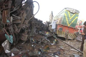 pakistan incidente treni