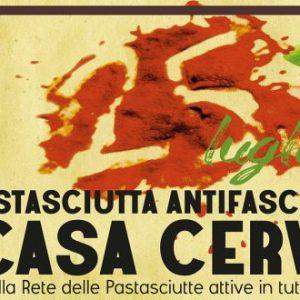 """Mirandola: il sindaco leghista nega patrocinio alla """"pastasciutta antifascista"""". """"Anti"""" è troppo divisivo..."""