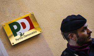 Pd denuncia irruzione militanti Forza Nuova a sede Nazareno Roma