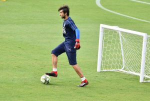 Mattia Perin, saltato trasferimento al Benfica