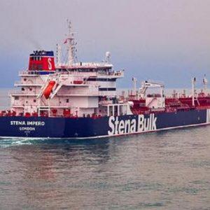 La petroliera sequestrata dall'Iran