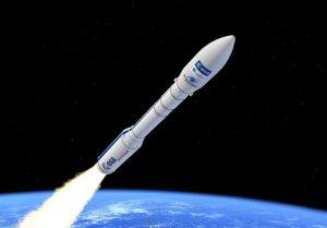 Razzo Vega, lancio fallito subito dopo il decollo per una anomalia