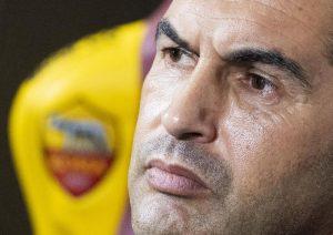 Roma, Fonseca litiga con il tattico Tiago Leal e lo invita a lasciare il campo