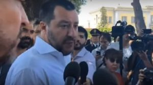 salvini su sea watch