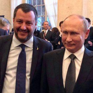 Matteo Salvini soldi da Putin? Chi lo vota dice e pensa: e allora?