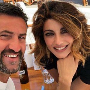 Samanta Togni e Christian Panucci su Instagram