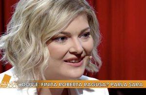 "Quarto Grado, la domanda di Nuzzi a Sara Calzolaio: ""E se Roberta Ragusa tornasse a casa?"""