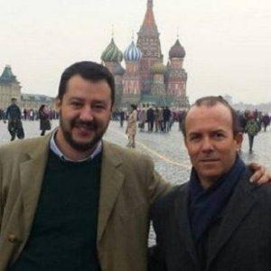 Matteo Salvini sa di non sapere sul caso Savoini-Russia. Turani come Cicerone: Fino a quando?