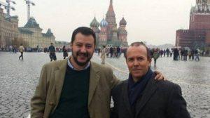 Savoini Lega, teste a carico di Salvini che dice: con me a mia insaputa