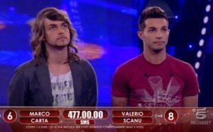 Valerio Scanu scambiato per Marco Carta: lo insultano per il furto alla Rinascente