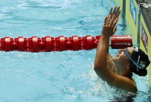 Simona Quadarella oro ai 1500 stile ai Mondiali di Nuoto 2019