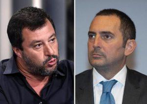 """Spadafora: """"Insulti alle donne dai politici più importanti"""". Salvini: """"Fossi in lui mi dimetterei"""""""