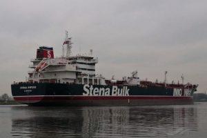 Iran, Pasdaran sequestrano petroliera britannica nel Golfo di Hormuz