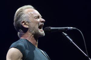 Sting annulla due concerti per ordine dei dottori: giallo sulle sue condizioni di salute