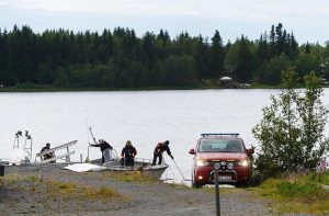 Svezia, aereo con 9 paracadutisti a bordo cade vicino a Umea: tutti morti