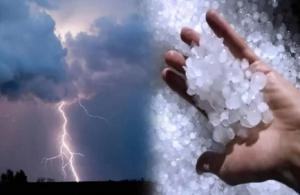 meteo fulmini temporali grandine