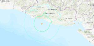 Terremoto El Salvador
