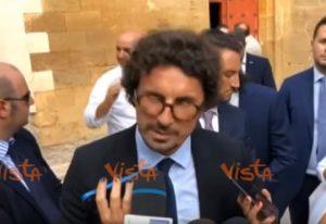 Toninelli risponde alle accuse di Salvini