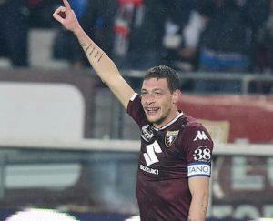Torino-Debrecen Europa League Belotti Ansaldi