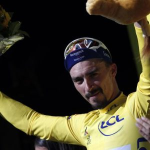 tour de france Julian Alaphilippe pinot
