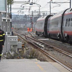 Treni Roma-Firenze in ritardo per incendio Rovezzano