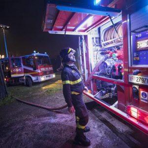 Roma, incendio in appartamento al Tufello: morto disabile di 62 anni, salvata la mamma