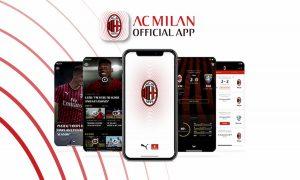 Milan nuova app diretta streaming amichevoli