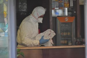 Reggio Emilia, omicidio al bar. L'assassino è un marocchino 34enne senza fissa dimora