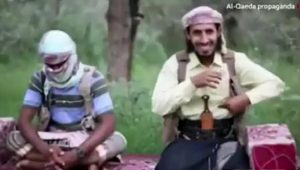 isis video gaffe