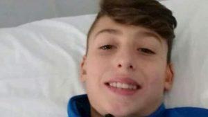 Taranto, muore a 15 anni di leucemia. Alessio Romanazzi era una promessa del calcio