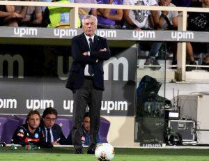 Ancelotti insultato tifosi Fiorentina video youtube una vergogna